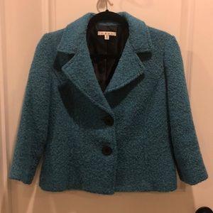CAbi blue jacket women's